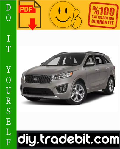 Thumbnail Kia Sorento Service Repair Manual 2003-2008 Download