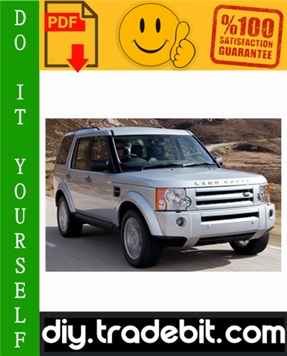Thumbnail Land Rover Discovery 3 LR3 Service Repair Manual Download