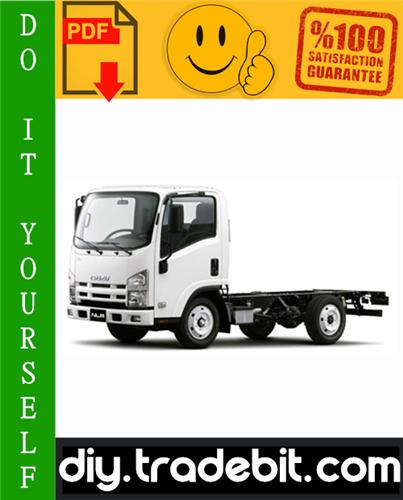 Thumbnail Isuzu Elf Truck N Series Service Repair Manual 1999-2001 Download