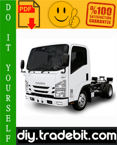 Thumbnail Isuzu N Series Truck Service Repair Manual Download