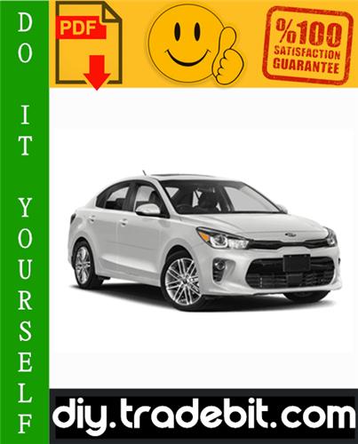 Thumbnail Kia Rio Service Repair Manual Download