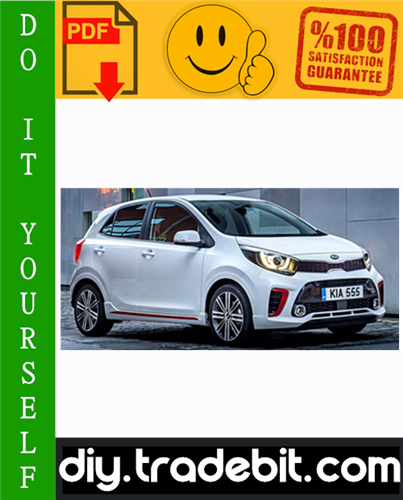 Thumbnail Kia Picanto Service Repair Manual Download