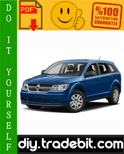 Thumbnail Dodge Journey Service Repair Manual 2009-2010 Download