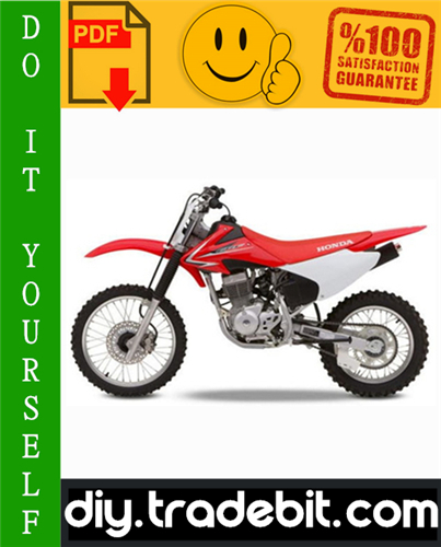 Thumbnail Honda CRF150F Motorcycle Service Repair Manual 2003-2005 Download