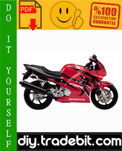 Thumbnail Honda CBR600F3 Motorcycle Service Repair Manual 1995-1998 Download