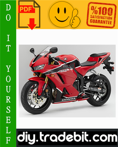 Thumbnail Honda CBR600RR Motorcycle Service Repair Manual 2007-2008 Download