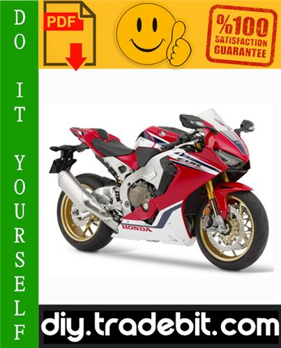 Thumbnail Honda CBR1000RR Motorcycle Service Repair Manual 2008-2009 Download