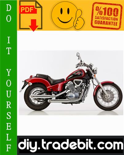 Thumbnail Honda VT600C / VT600CD Shadow Motorcycle Service Repair Manual 1997-2001 Download