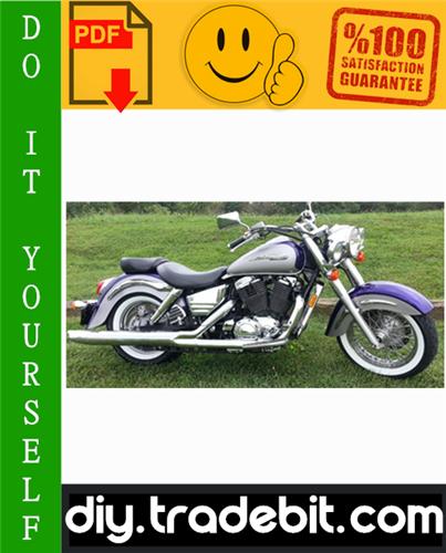 Thumbnail Honda Vt1100c3 Shadow Aero Motorcycle Service Repair Manual 1998-2002 Download