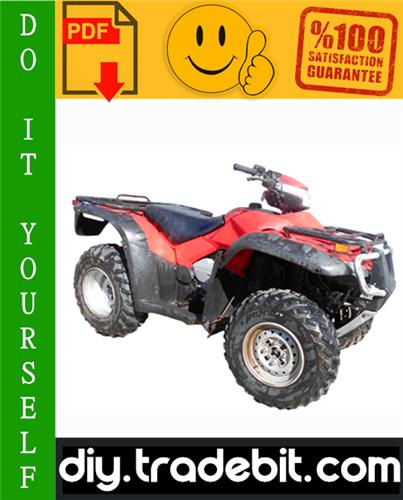 Thumbnail 2012 Honda TRX500FM / TRX500FPM / TRX500FE / TRX500FPE Fourtrax Foreman ATV Service Repair Manual Download