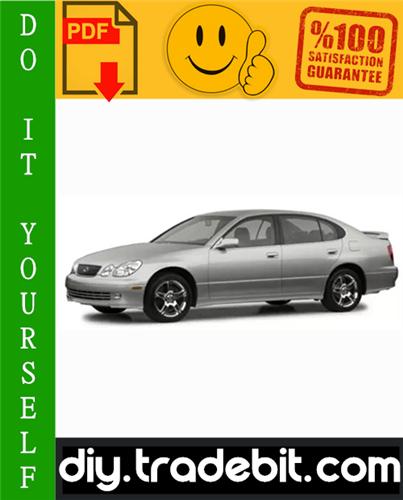 Thumbnail 2000 Lexus GS300 / GS400 Service Repair Manual Download