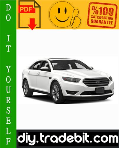 Ford Taurus Service Repair Manual 2000