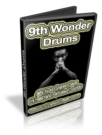 Pay for 9th Wonder Samples and Drums Kit