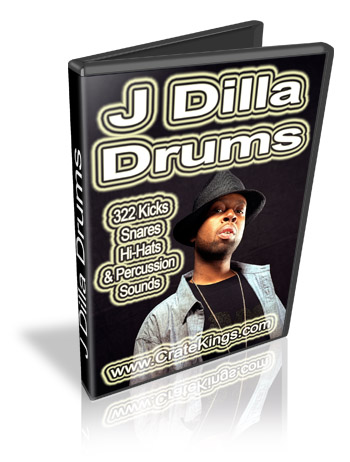 Pay for J Dilla Drums and Samples Kit