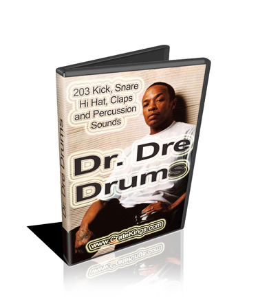 Pay for Dr. Dre Samples and Drums Kit