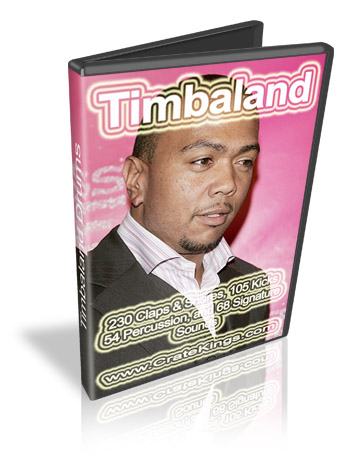 Pay for Timbaland Drum and Sound Kit