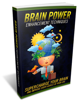 Pay for Brain Power Enhancement Techniques Ebook + Audio