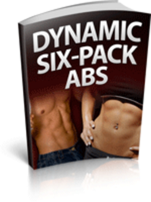 Pay for PLR Six-Pack Abs Articles + Dynamic Six-Pack Abs eBook+Bonus
