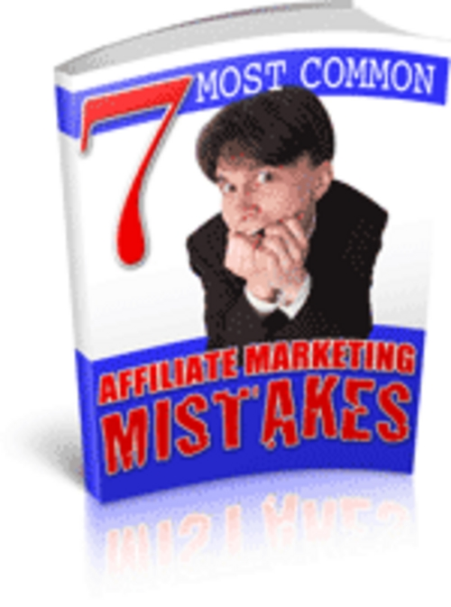 Pay for PLR Affiliate Marketing Articles+7 Affiliate Mktg Mistakes