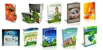 Thumbnail Renewable Energy Niche Bundle Package