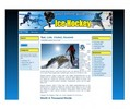 Thumbnail Ice Hockey Website