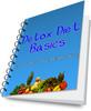Thumbnail Detox Diet Basics