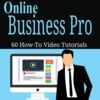 Thumbnail Online Business Pro - 60 How-To Video Tutorials