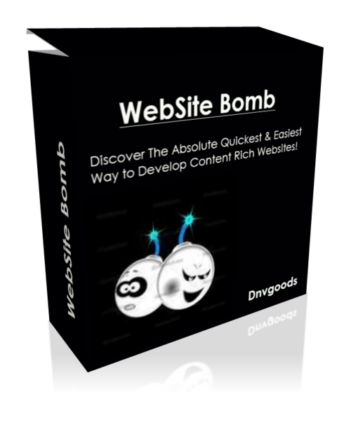 Pay for WebSite Bomb