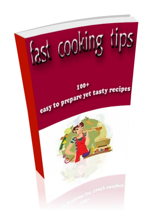 Pay for fast cooking tips
