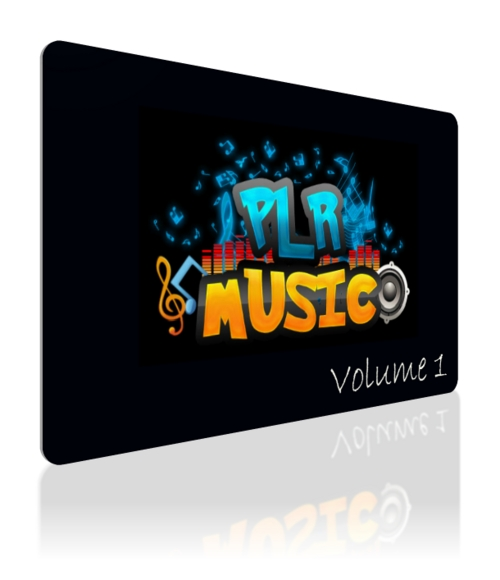 Pay for Plr Music Tracks Vol. 1