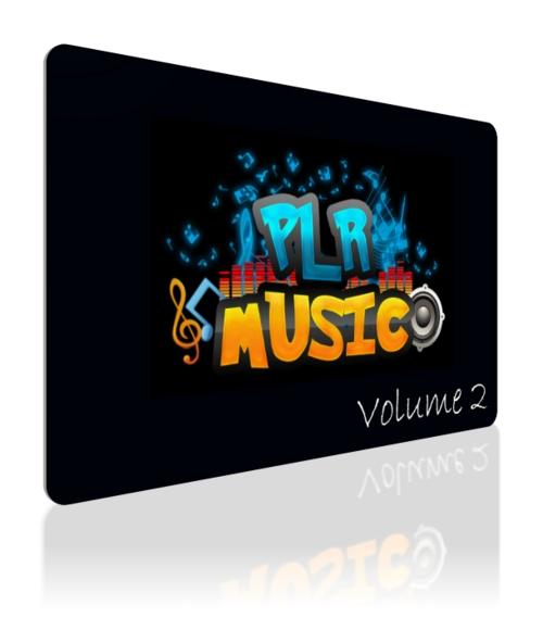 Pay for Plr Music Tracks Vol. 2