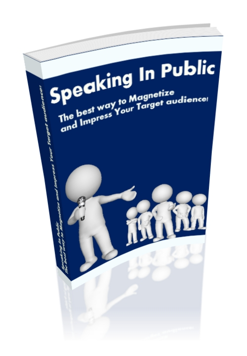Pay for Speaking In Public