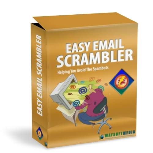 Pay for Easy Email Scrambler Software With MRR