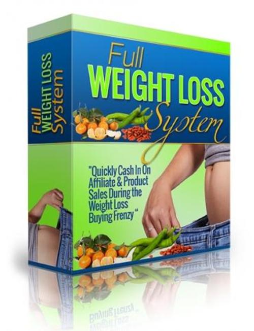 Pay for Full Weight Loss System With PLR