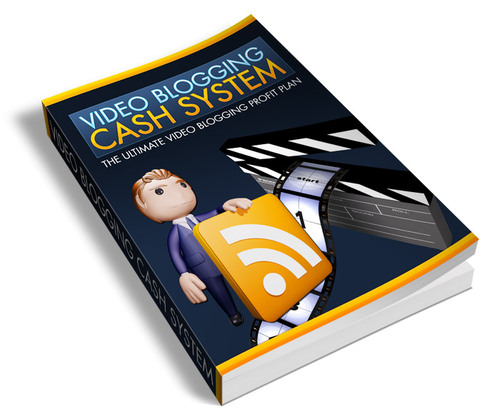 Pay for Video Blogging Cash System