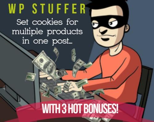 Pay for Cookie Stuffer Plugin + Bonus