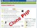Thumbnail Digg.com Clone PHP Script