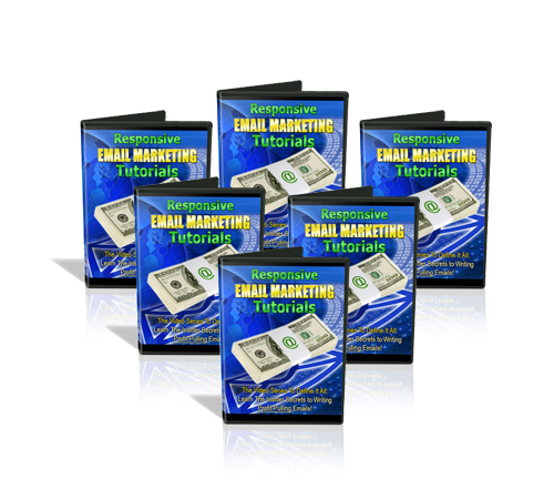 Pay for Email Marketing Tutorial Videos With Master Resell Right