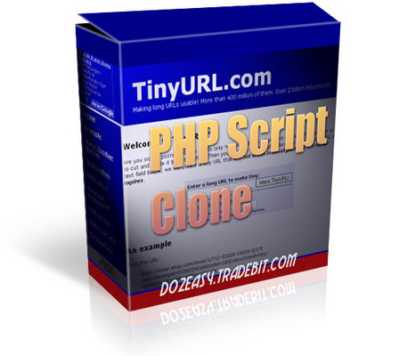 Pay for Shortened URL Script - TinyURL Clone