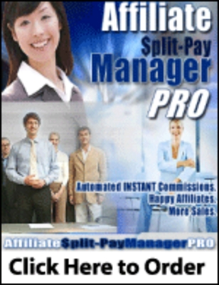 Pay for Easy Affiliate Split Payment Manager
