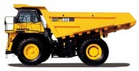 Thumbnail HD465-7, HD605-7 Dump Truck Set workshop service manual.pdf