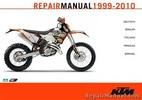 Thumbnail 1999-2010125 144 150 200 SX SXS MXC EGS EXC service manual