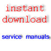 Thumbnail Aficio MP W2400/Aficio MP W3600  SERVICE MANUAL