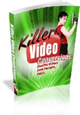 Pay for Killer Video Conversions Ebook With Master Resale Rights