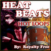 Thumbnail HEAT BEATS - Vol 1 (Royalty Free) ACC 44.1 khz