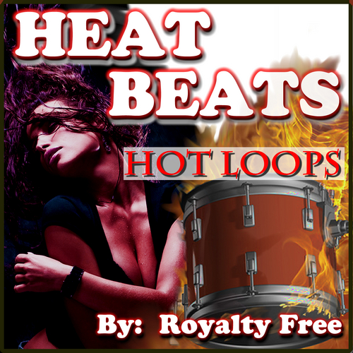 Pay for HEAT BEATS - Vol 1-MP3 48khz (Royalty Free)