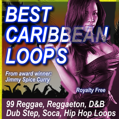 Pay for BEST CARIBBEAN LOOPS (Beats, Music samples and loops)