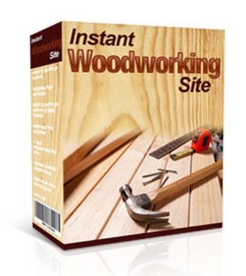 Pay for Instant WoodWorking Site