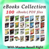 Thumbnail 100 Master Resell Rights eBooks Vol. 1