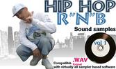 Thumbnail HIP HOP CREATION   MEGA PACK Sound Samples Loops  547 Wav samples into 7 folders
